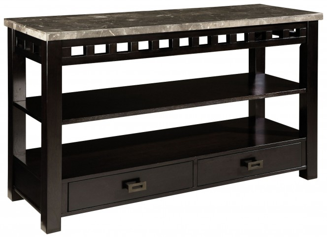 Gateway Grey Gray Console Table