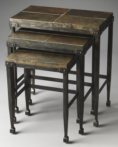 Burnham Metalworks Nesting Tables