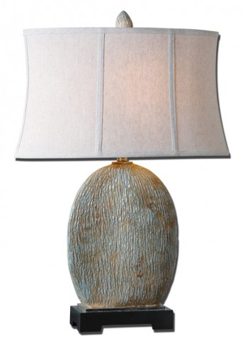 Seveso Light Blue Table Lamp