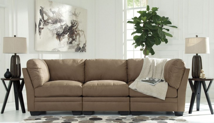 Iago Brown Sectional
