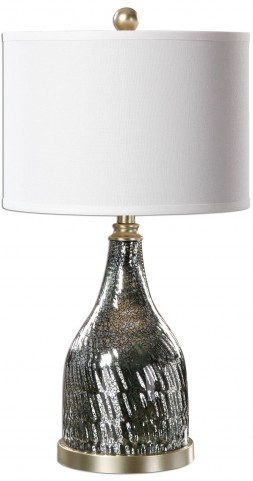 Varesino Mercury Glass Lamp