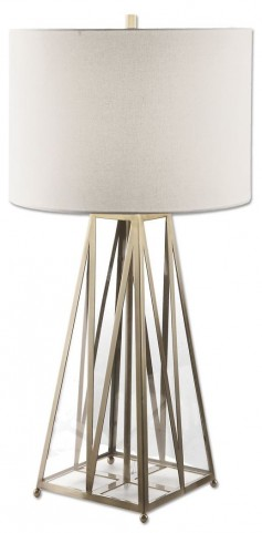 Albanese Glass Table Lamp