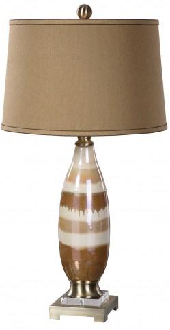 Albiolo Ivory Ceramic Lamp