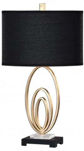 Trigolo Bright Gold Lamp