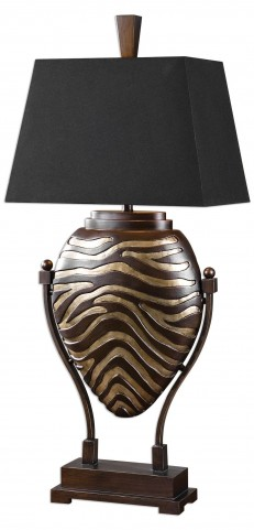 Aguila Dark Bronze Table Lamp