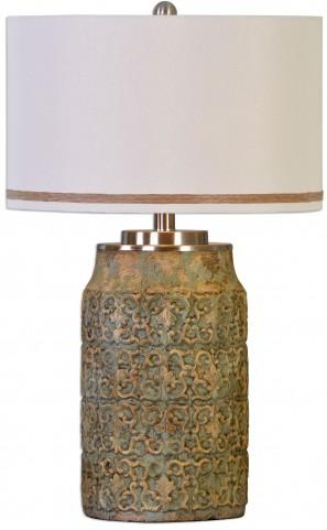 Ceronda Mushroom Gray Table Lamp