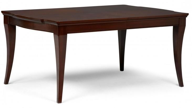 Laurel Heights Extendable Rectangular Leg Table
