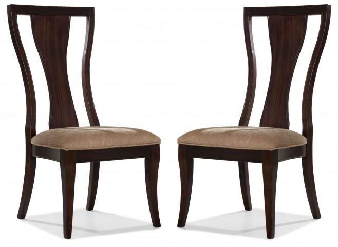 Laurel Heights Splat Back Side Chair Set of 2
