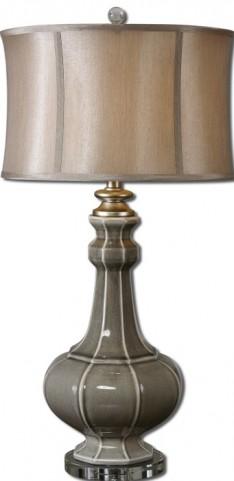 Racimo Gray Table Lamp