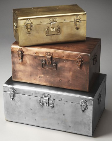 Spirit Hors D'Oeuvres Storage Trunk Set