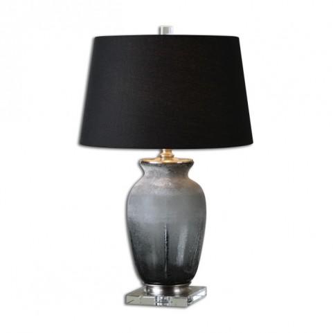 Dionne Smoke Gray Table Lamp