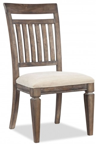 Brownstone Village Slat Back Side Chair Set of 2