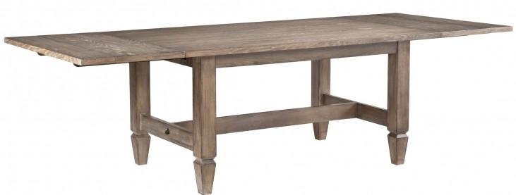 Brownstone Village Trestle Table