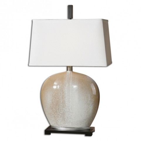 Baycliff Beige Ceramic Table Lamp