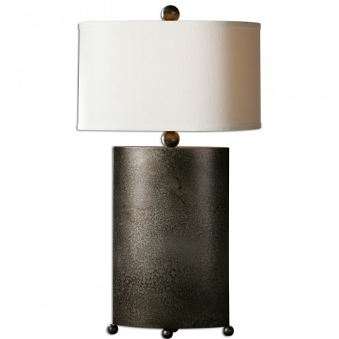 Ruggine Rust Silver Table Lamp