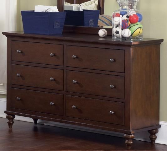 Abbott Ridge 6 Drawer Dresser