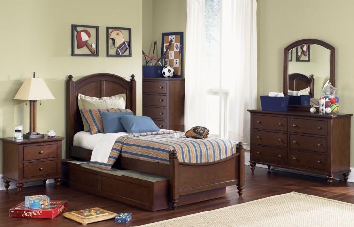Abbott Ridge Youth Panel Bedroom Set