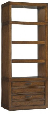 Longboat Key Warm Sundrenched Bookcase