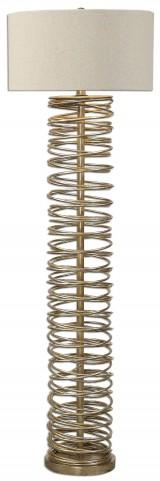 Amarey Metal Ring Floor Lamp