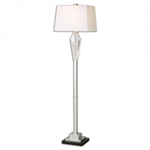 Altavilla Cut Crystal Floor Lamp