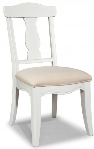 Madison Natural White Desk Chair