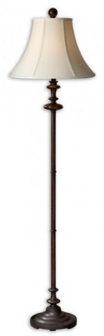 Arnett Rustic Floor Lamp