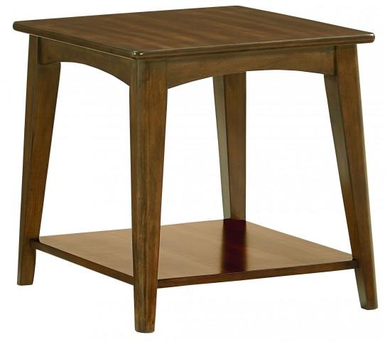 Roxbury Brown End Table