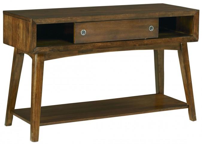 Roxbury Brown Console Table