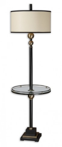 Revolution End Table Floor Lamp