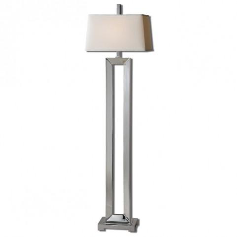 Coffield Metal Column Floor Lamp
