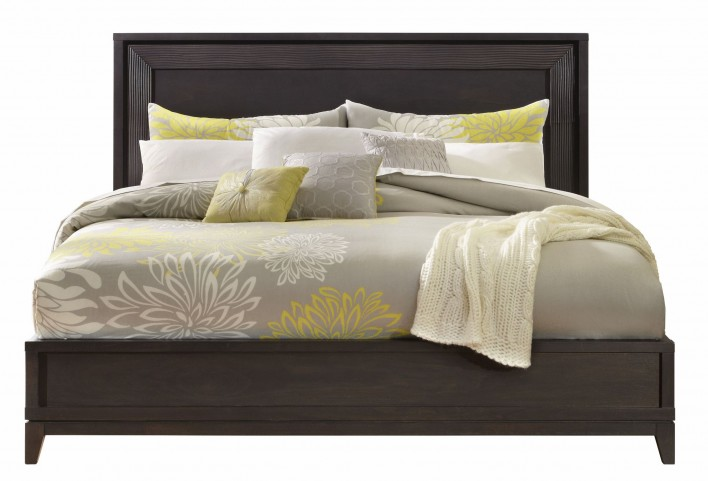 Sierra King Panel Bed