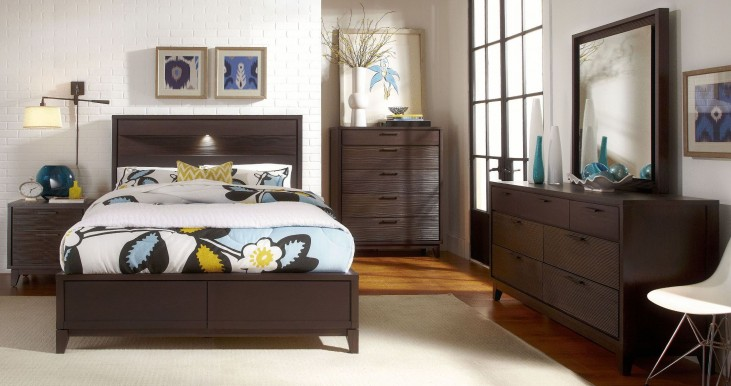 Sierra Panel Bedroom Set