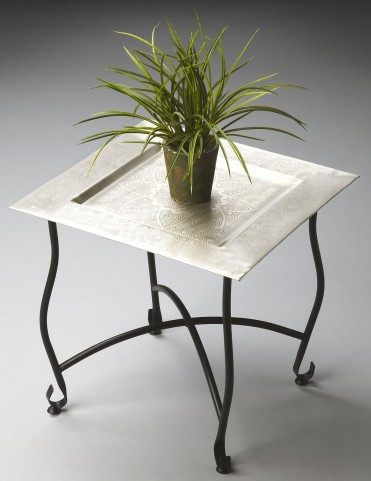 2867025 Metalworks Moroccan Tray Table