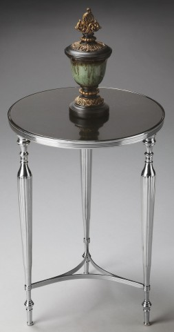 2881220 Modern Expressions Nickel End Table