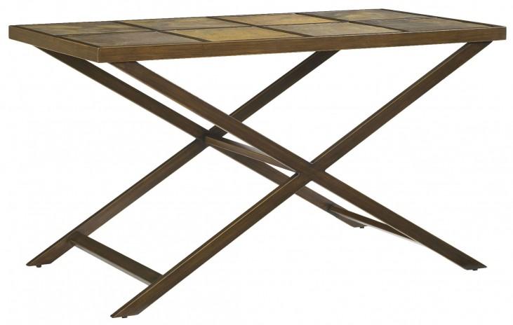2895-31 Trea-Kincaid Treasures Sofa Table