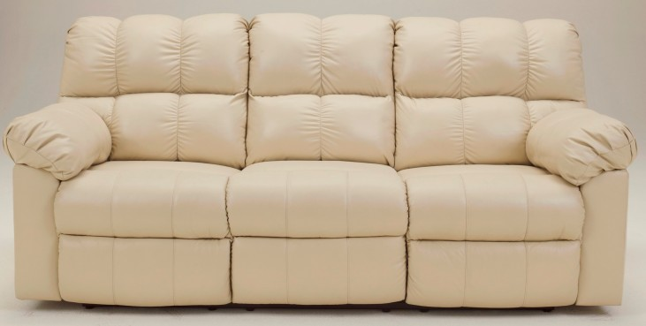 Kennard Cream Reclining Sofa