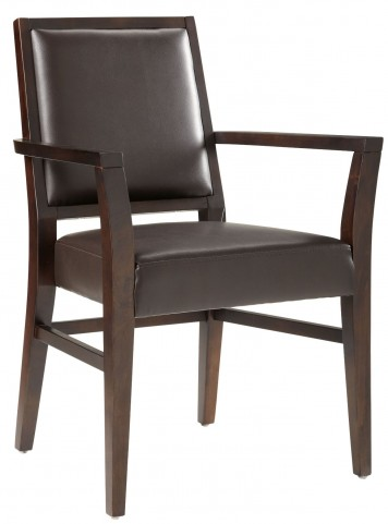 Citizen Brown Arm Chair