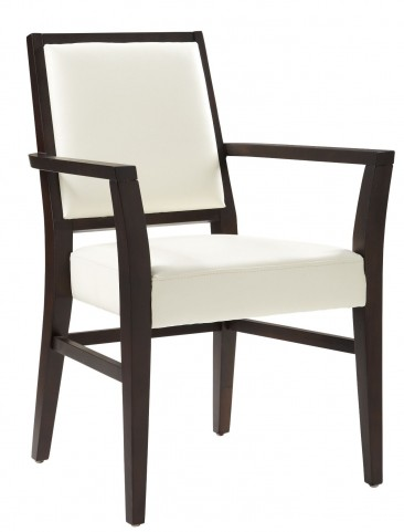 Citizen Ivory Arm Chair