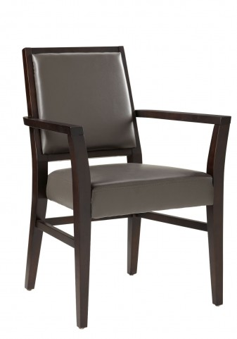 Citizen Grey Arm Chair