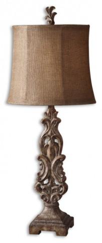 Gia Scrolled Buffet Lamp