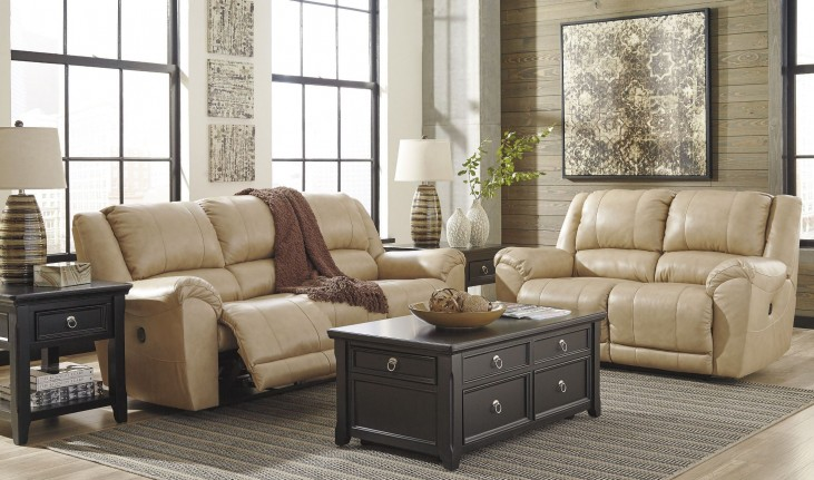 Yancy Galaxy Reclining Power Living Room Set