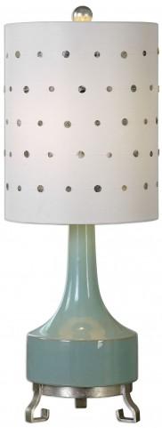 Cayucos Pistachio Green Lamp