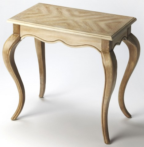 Daffney Driftwood Accent Table