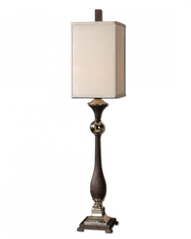 Valstrona Black Buffet Lamp