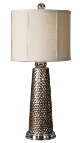 Nenana Golden Bronze Buffet Lamp