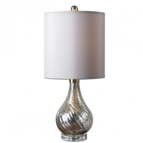 Girona Mercury Glass Table Lamp