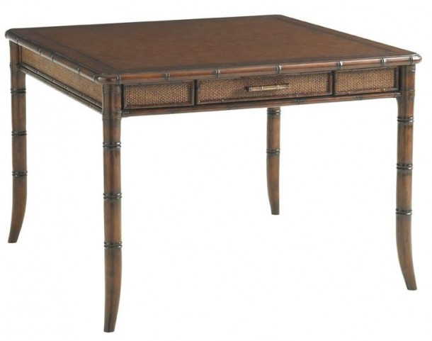 Bal Harbor Rich Sienna Marco Island Game Table
