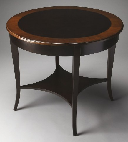 Stewart Masterpiece Cherry Nouveau Foyer Table