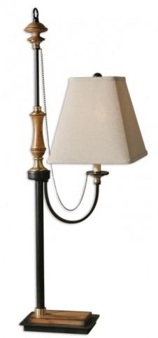 Rubiera Metal Buffet Lamp