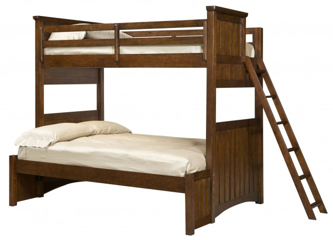 Dawsons Ridge Twin over Full Bunk Bed